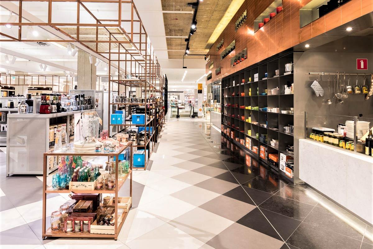 Store-fixturing